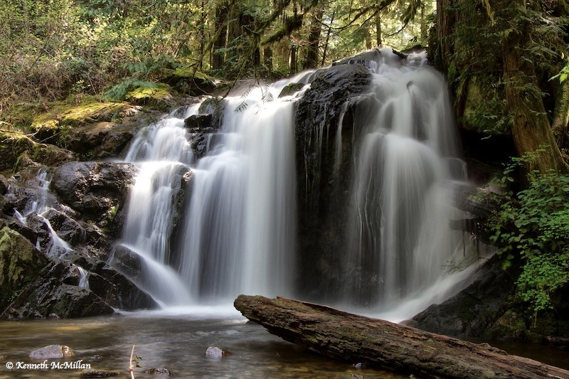 Homesite Creek Falls