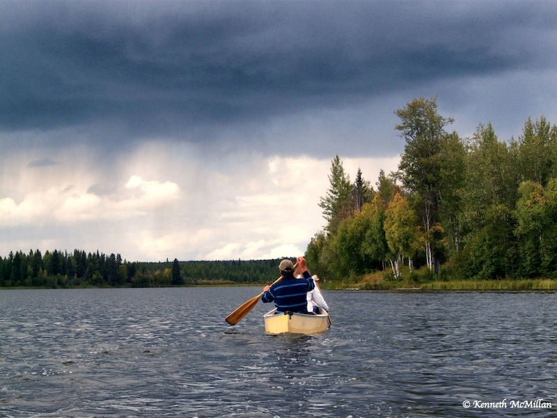 Medicine Lake, Alberta