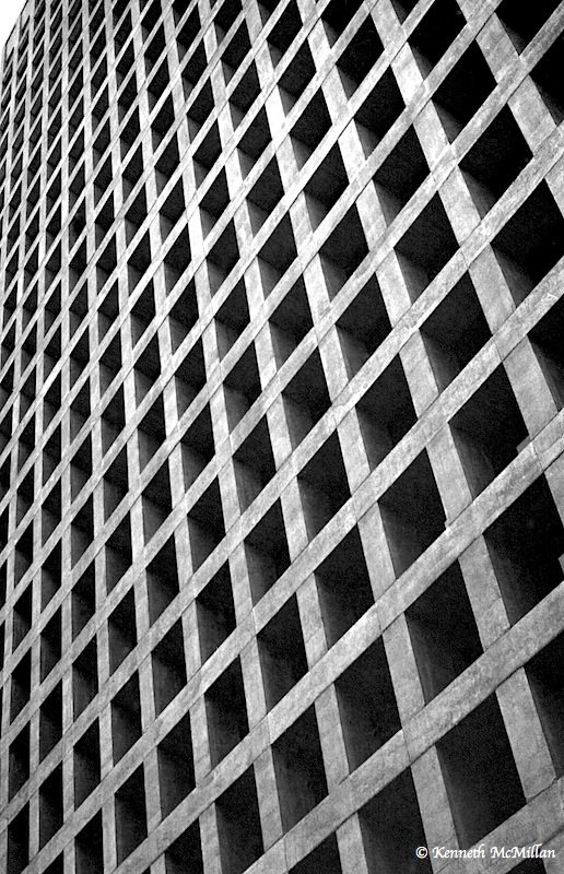 MacMillan Bloedel Building, Georgia Street, Vancouver BC