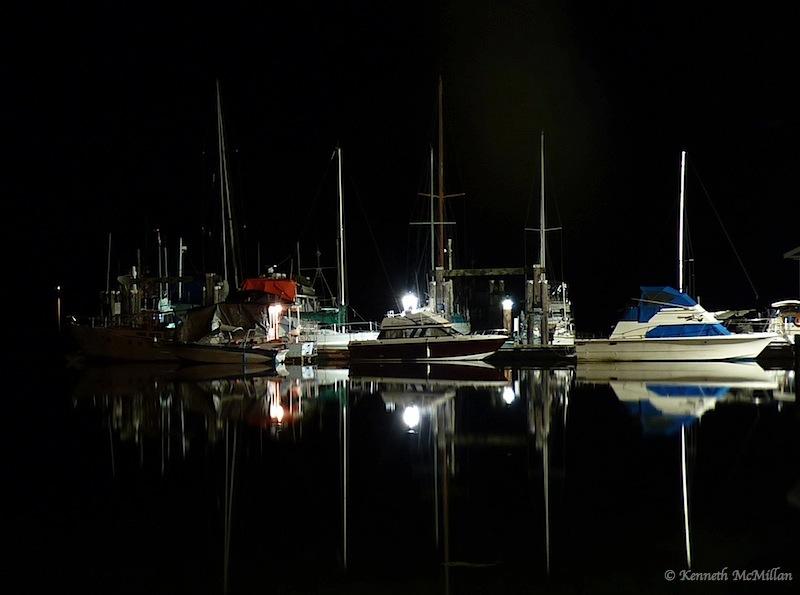 Porpoise Bay Marina, Sechelt, British Columbia, Canada
