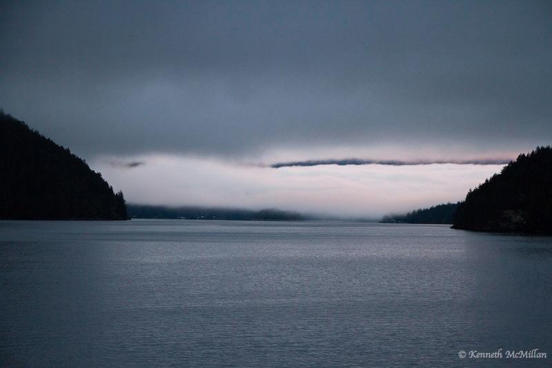 Nelson Island, British Columbia, Canada