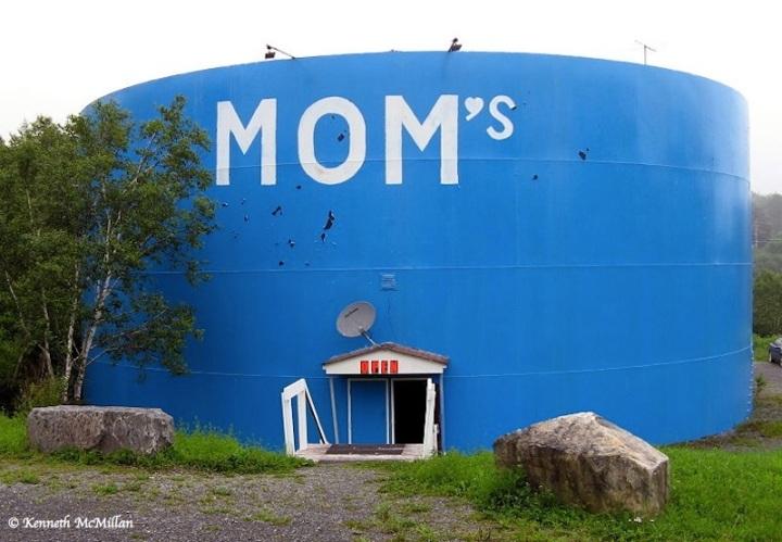 Mom's, Sheet Harbour, Nova Scotia, Canada