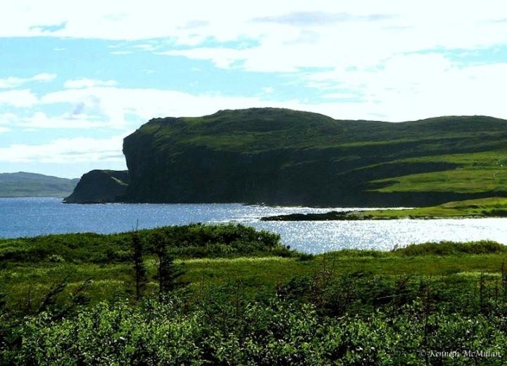 L'Anse aux Meadows, Newfoundland, Canada