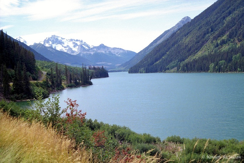 Duffy Lake, British Columbia, Canada