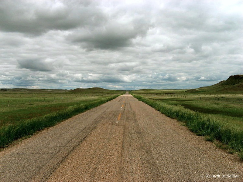 Near Big Muddy, Saskatchewan, Canada