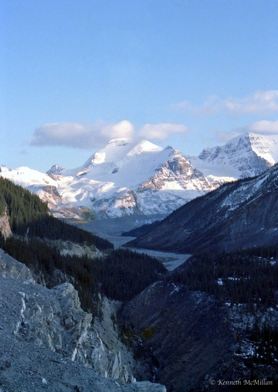 The Rocky Mountains, British Columbia, Canada