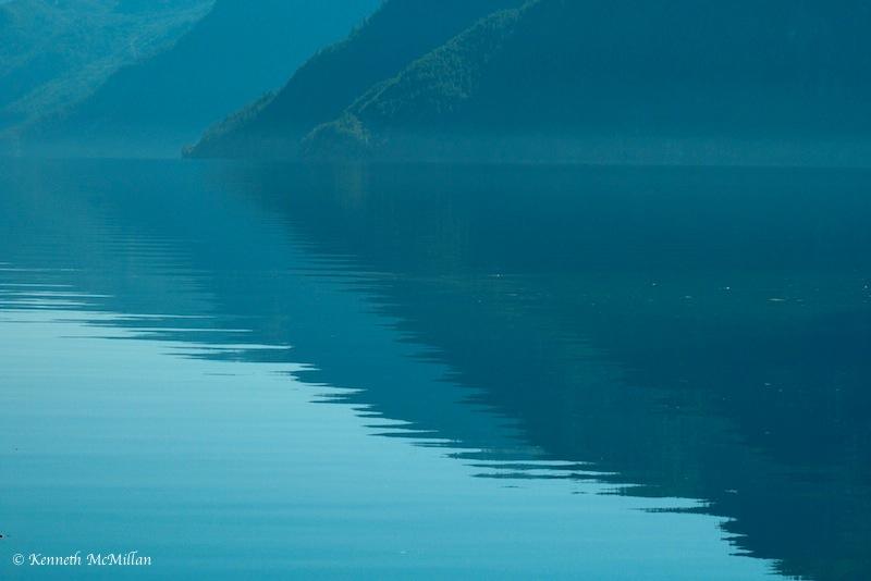 Narrows Inlet, British Columbia, Canada