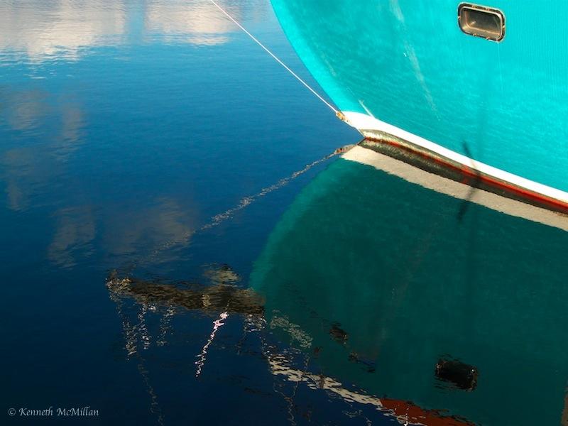 Sailboat Reflection_watermarked