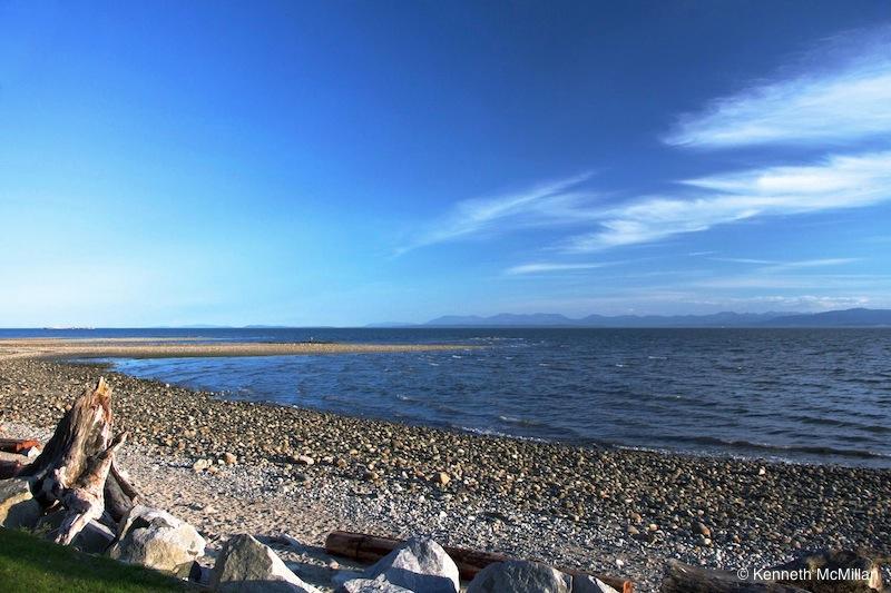 Location, Mission Point near Sechelt, BC Cnada