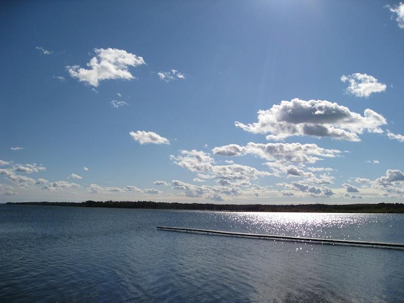 Seba Beach, Wabamun Lake