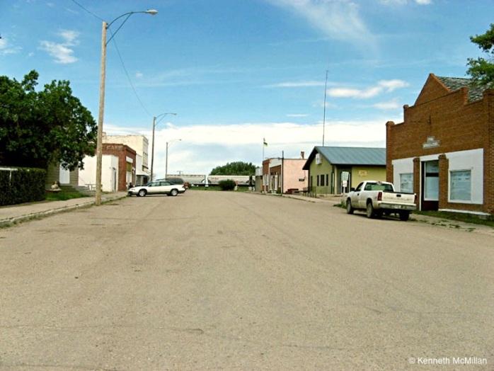 Location: Thompkins, Saskatchewan, Canada