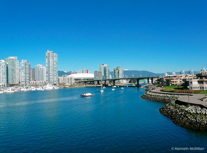 Location: False Creek, Vancouver, British Columbia, Canada