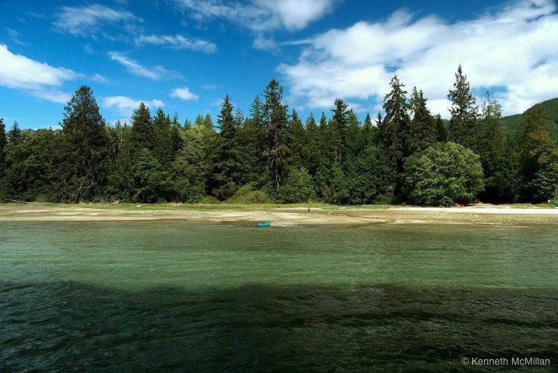 Location: Sechelt Inlet, British Columbia, Canada