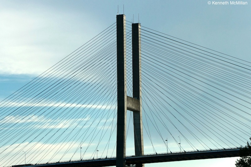 The Alex Fraser Bridge