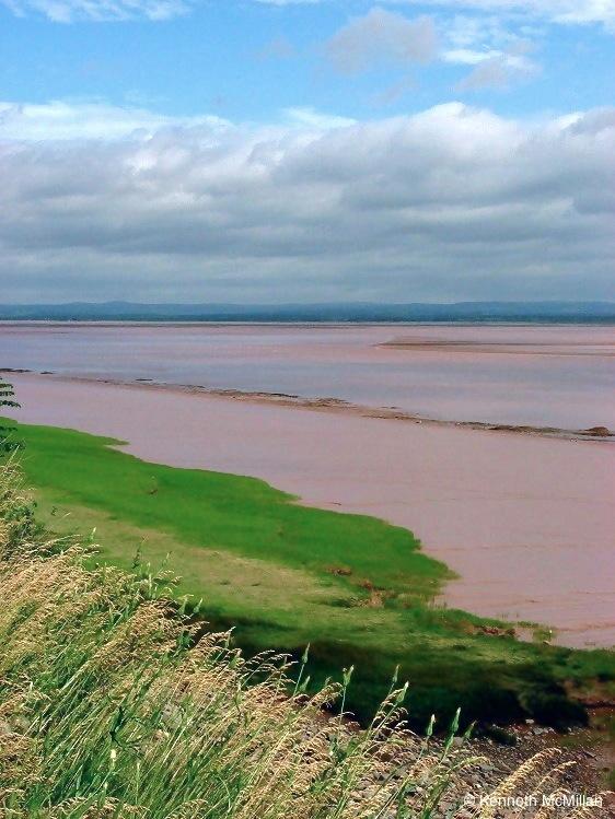 Maitland on the Shubenacadie River