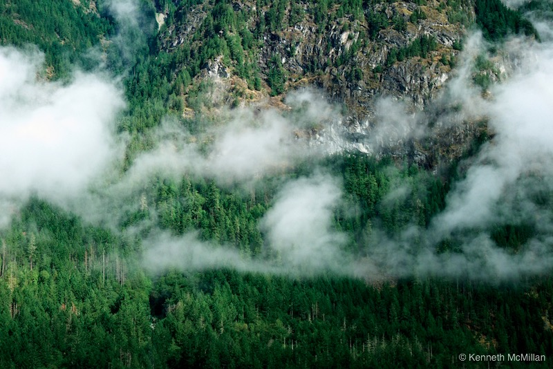 Location: Tzoonie Narrows, British Columbia, Canada