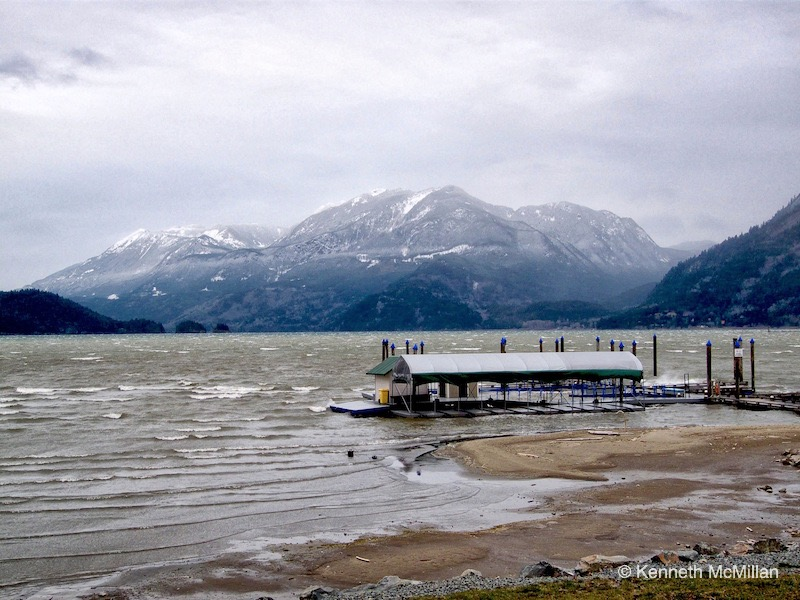 Location: Harrison Lake, British Columbia, Canada